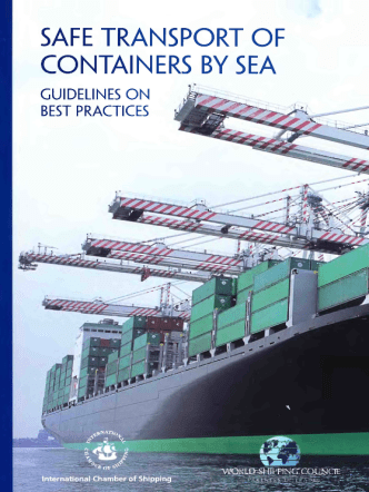 ICS Safe Transport of Containers by Sea (2008)
