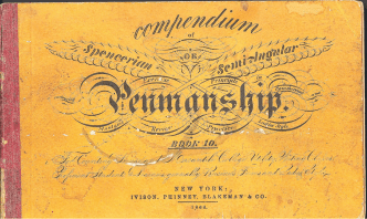 Spencer - Compendium of Spencerian or Semi-Angular Penmanship