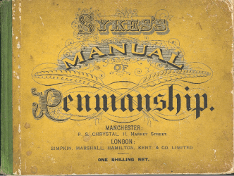 Sykes - Manual of Penmanship