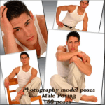 Photography Model Poses - Male Posing