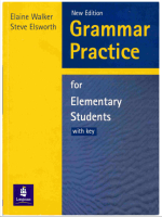 E. Walker, S. Elsworth -- Grammar Practice for Elementary Students
