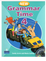 New Grammar Time 4-Book
