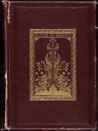 The Grammar of Ornament - 1910