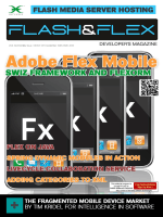 Flash & Flex. 2011.09