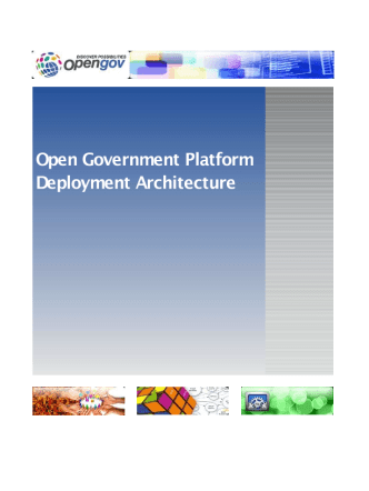 OGPL Deployment Architecture