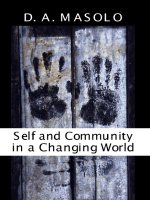 [D. A. Masolo] Self and Community in a Changing Wo(BookFi.org)