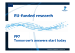 fp7 press launch