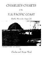 Charlie's Charts of the U.S. Pacific Coast 0969141254