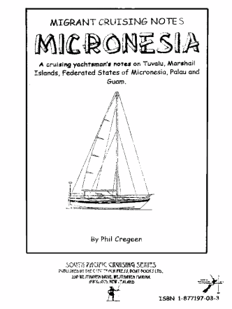 Migrant Cruising Notes Micronesia Cregeen