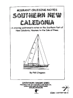 Migrant Cruising Notes New Caledonia Cregeen