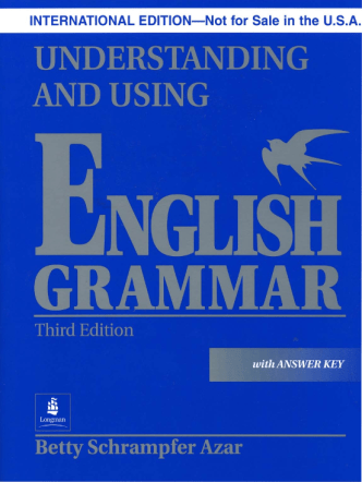 Understanding and Using English Grammar (blue)
