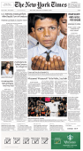 The New York Times - Saturday, October 13, 2012