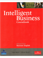Intelligent Business Elementary - SB