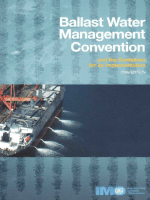 1060493 E4555 international maritime organisation ballast water management