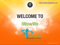 Network Marketing iWowWe Presentation