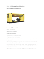 NC-L CNC Rotary Cut-off Machine