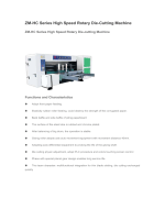 ZM-HC Series High Speed Rotary Die-cutting Machine