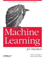 Conway D., White J.M. - Machine Learning for Hackers - 2012