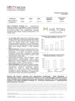 Hilton Worldwide IPO REC
