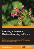 Learning scikit-learn- Machine Learning in Python [eBook]