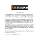 DVD Copy Software