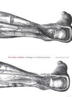 Annemarie Mol The Body Multiple Ontology in Medical Practice Science and Cultural Theory    2002
