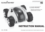 INSTRUCTION MANUAL - About Cloudrover