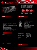 QuickFire Ultimate.pdf - Cooler Master