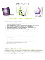 The full report - Investor Relations - Oriflame