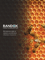 Antibiotic Honey Screening - AUG13 (LQ) - Randox Food Diagnostics