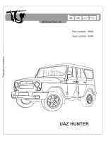 UAZ HUNTER.cdr