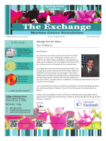 Current Newsletter - Village of Morton Grove