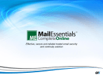 MailEssentials Complete Online - GFI