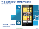 nokia lumia 520 this is lumia. the more fun smartphone