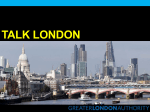 Talk London - LARIA - Local Area Research + Intelligence Association