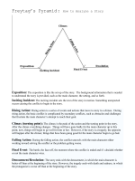 Freytag Pyramid : How to Analyze a Story - WhiteheadEnglishII