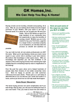 How To Save $10,000 On The Purchase Of Your Home - GK Homes