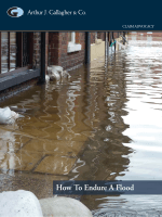 How To Endure A Flood - Arthur J. Gallagher  Co.
