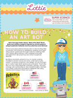 HOW TO BUILD AN ART BOT