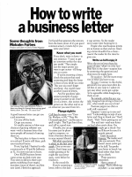 How to write a business letter - Adam L. Streltzer