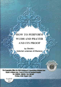 HOW TO PERFORM WUDH AND PRAYER AND ITS - Islamicbook