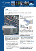 Titan datasheet - Great River Technology