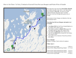 How to Get There: To Ferry Terminal at Farewell From Port-aux
