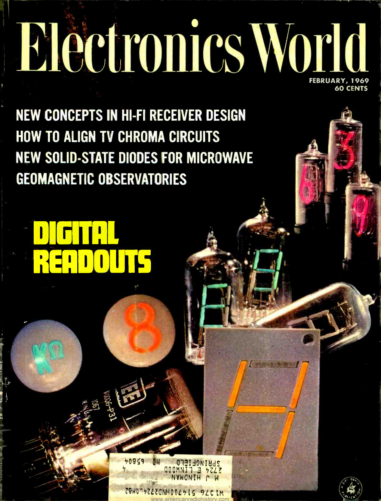 New Concepts In Hi Fi Receiver Design How To Align Tv Electrical Circuitselectrical Circuits Uc Davis Mathematics
