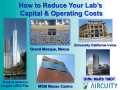 How to Reduce Your Labs Capital  Operating Costs