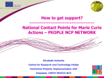 How to get support? ------------------------------------- National Contact