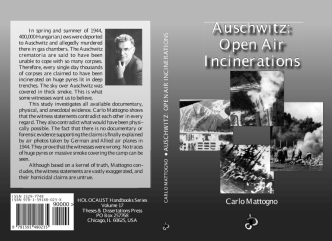 Carlo Mattogno - Auschwitz: Open Air Incinerations