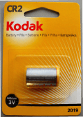 KODAK CR2 BATTERY 041773945228