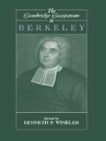 [Kenneth P. Winkler] The Cambridge Companion to Berkeley