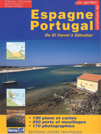 Imray Espagne Portugal (French) 2001 Robinson